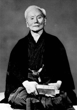 Maestro Gichin Funakoshi