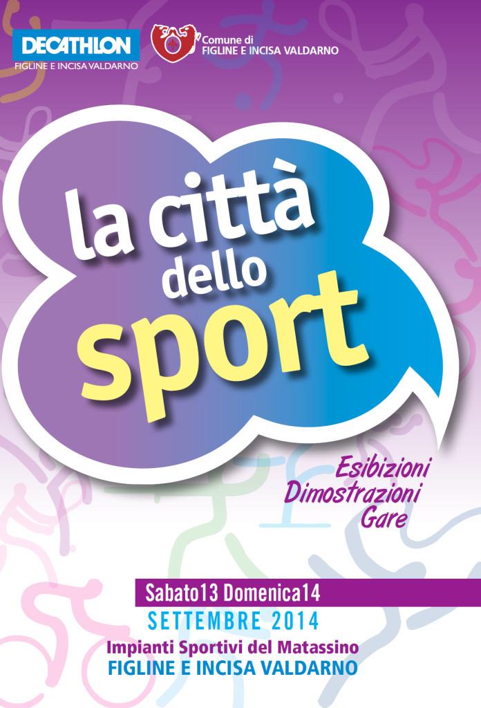 Manifesto Città dello Sport 2014