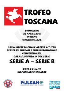 Trofeo toscana Prato