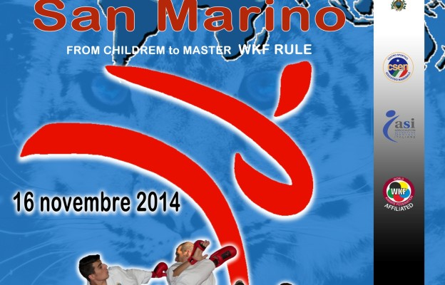 VII Open International di San Marino