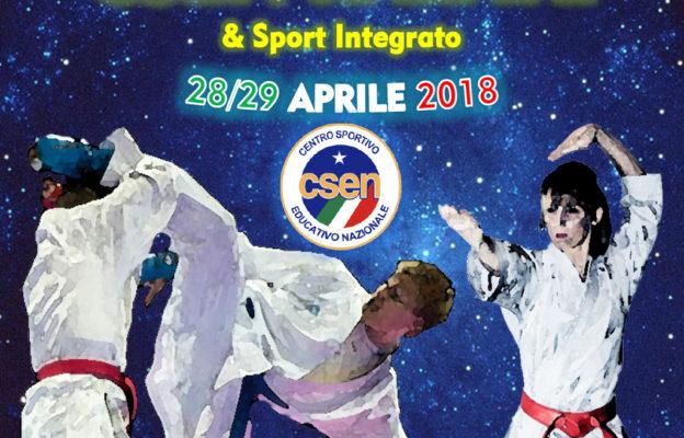 Coppa Italia 2018 Csen Karate